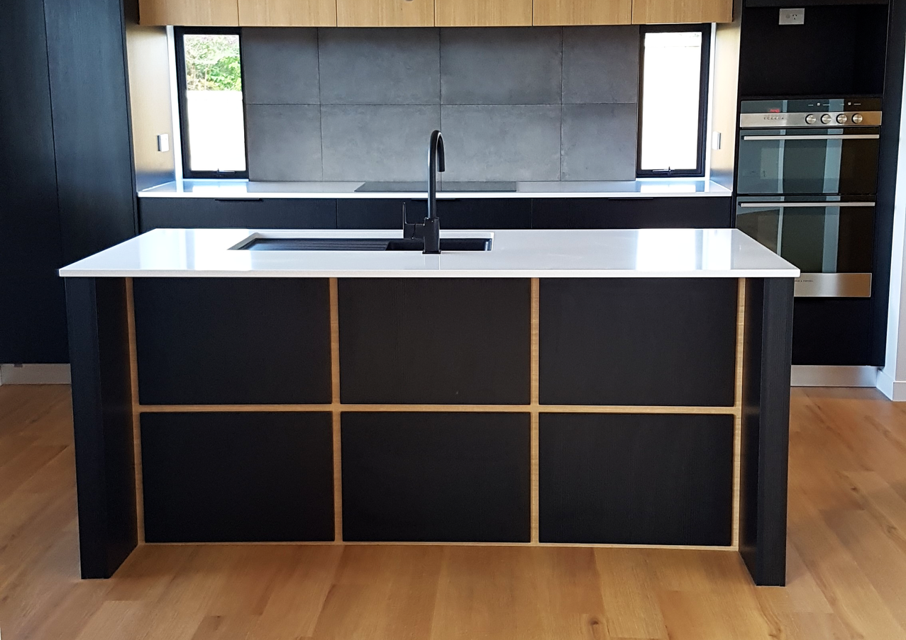 Kitchen design, manufacture, install by In House Kitchens