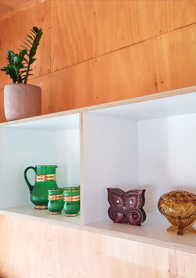 Custom built cabinetry Taranaki