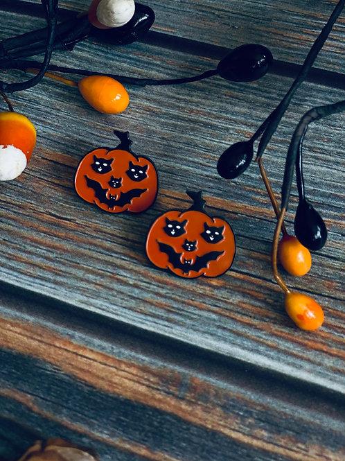 Deco Pumpkin Pin