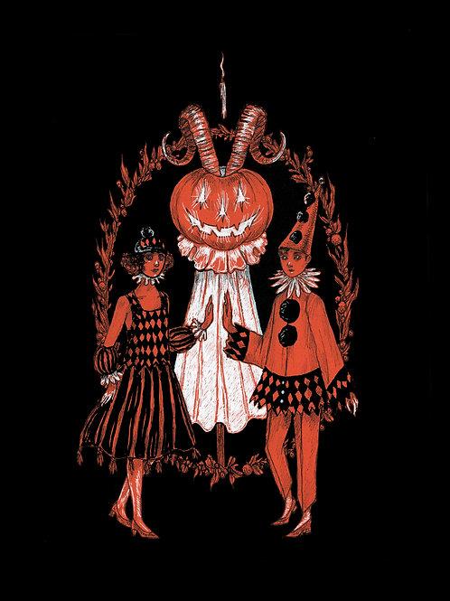 """""""Devil Tarot"""""""