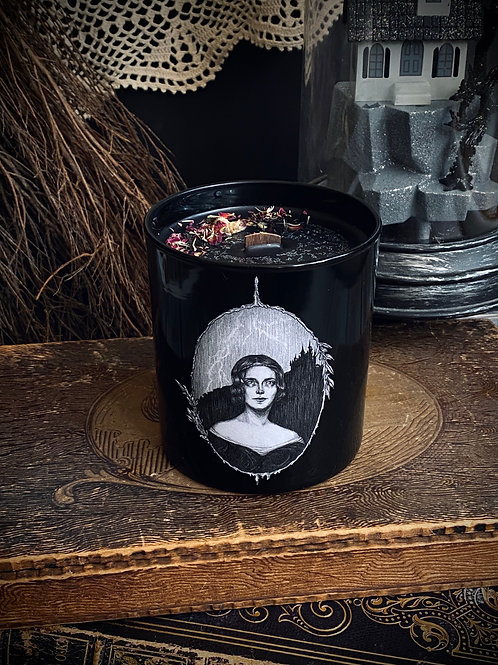 """A Year Without Summer"" Candle"