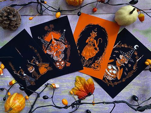 Halloween Print Pack