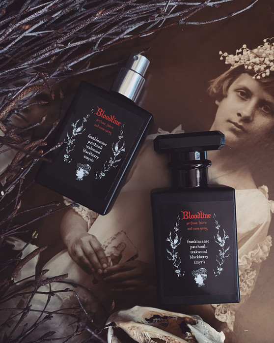 bloodline perfume