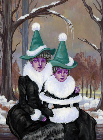 Snow Witches