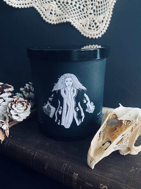 """Eve """"Only Lovers Left Alive""""candle"""