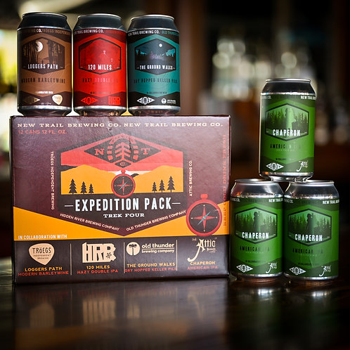 Expedition Pack: Trek 4 (New Trail Brewing Collaboration)
