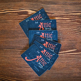 Attic Brewing Gift Cards