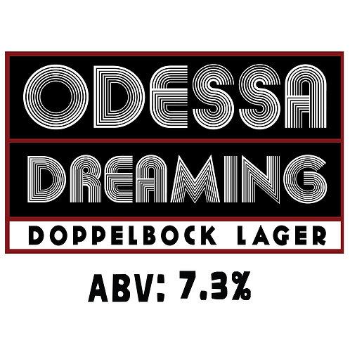 Odessa Dreaming Doppelbock 16 oz can