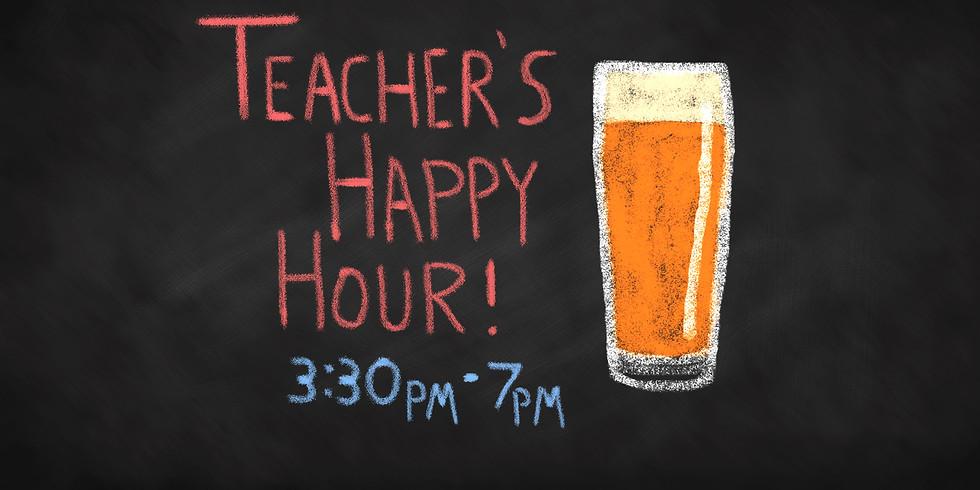 Teacher's Happy Hour
