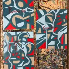 B'mara Art by Elizabeth Singleton