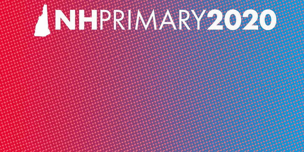 New Hampshire Primary Watch Party