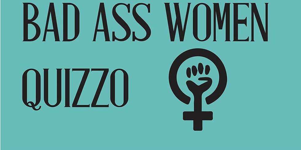 Bad Ass Women Quizzo