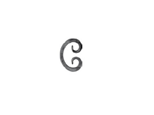 """Voliuta """"C"""" tipo"""