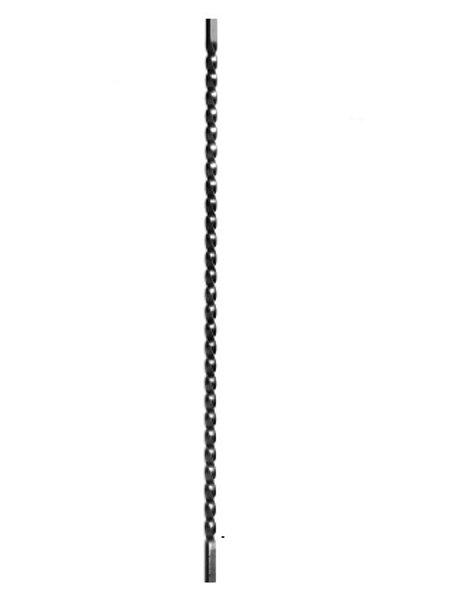 Susuktas kvadratinis strypas
