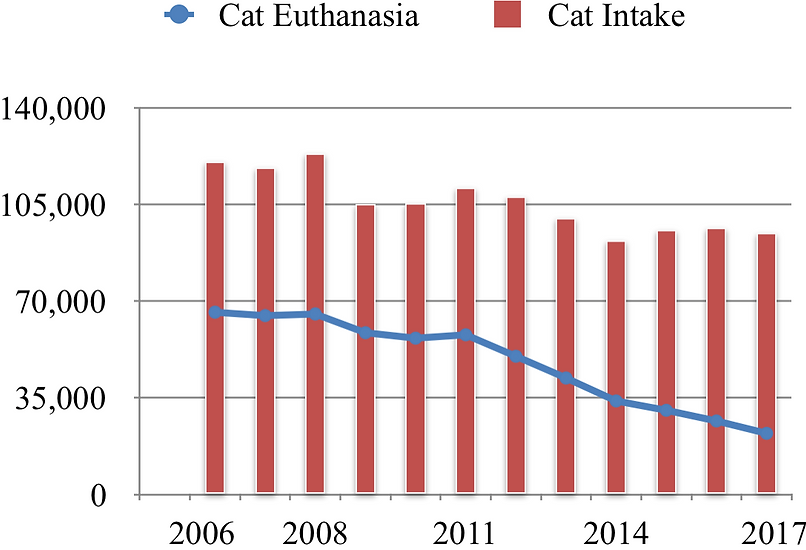 Cat Intake_Euth 2006-2017   .png