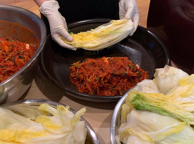 Kimchi Class