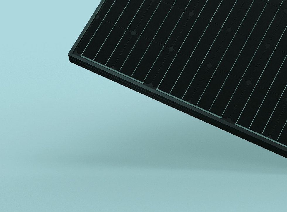 high efficiency solar panels made in Germany