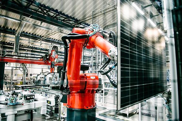 aleo solar panels production in Germany