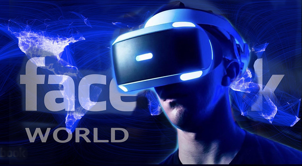 facebook vr world