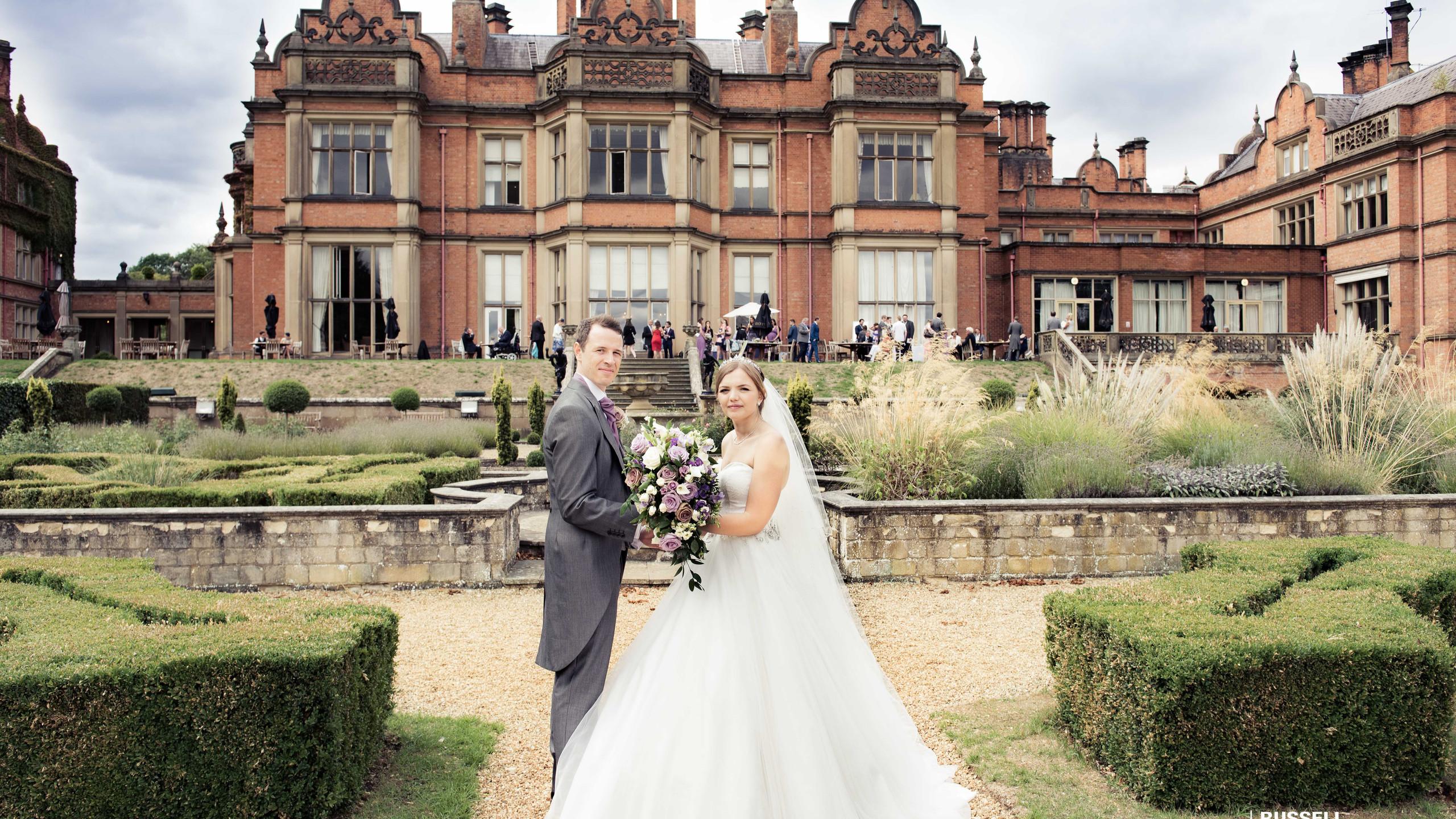 wedding welcombe hotel