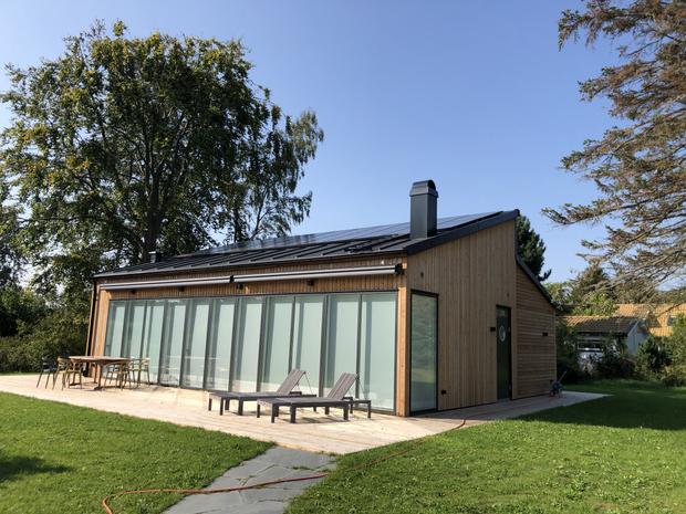 Villa Beddinge Ekolution