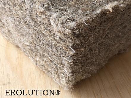 Ekolution® Hemp Fibre Insulation