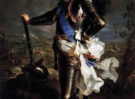 French apolytarchy: Louis XIV