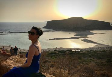 Balos Beach, Crete, Grece - 2018