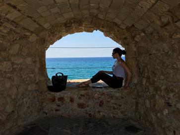 Fortezza of Heraklion, Crete, Greece - July 2018
