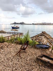 Vidos island, Greece - 2014