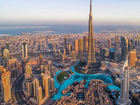 Global cities: Dubai