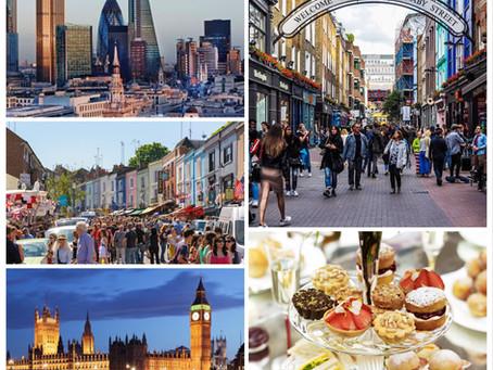 Global cities: London