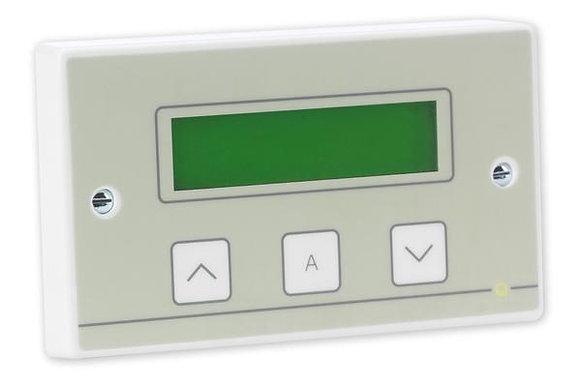 QT608C Quantec Display with Controls