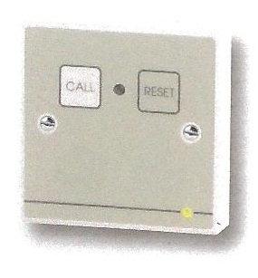 QT602RSM Magneitc Reset Call Point c/w Sounder