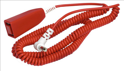 NC805D Coiled Call Lead