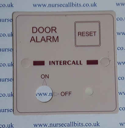 Intercall 400 Door Point Skin/Label
