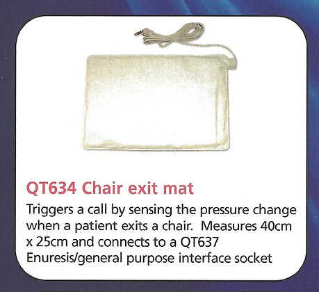 QT634 Chair Exit Mat for Quantec