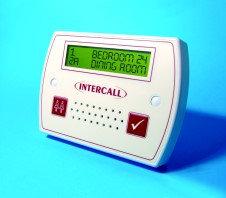 L628 Intercall 600 Display Panel
