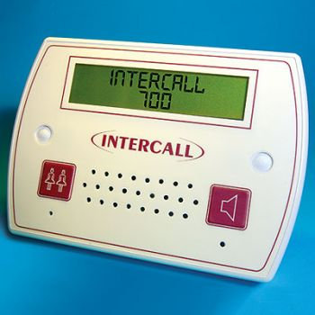 L758 Intercall 700 Display Panel