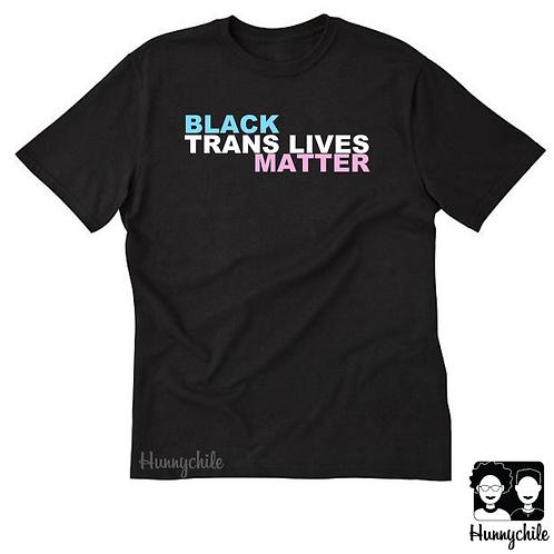 Black TRANS Lives Matter In Color