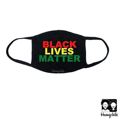 BLM-Color Mask
