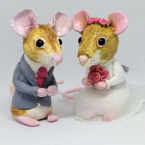 Mr and Mrs Woodmouse