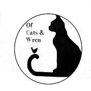 Of Cats and Wren Designs Logo  OfCatsandWrenLogo