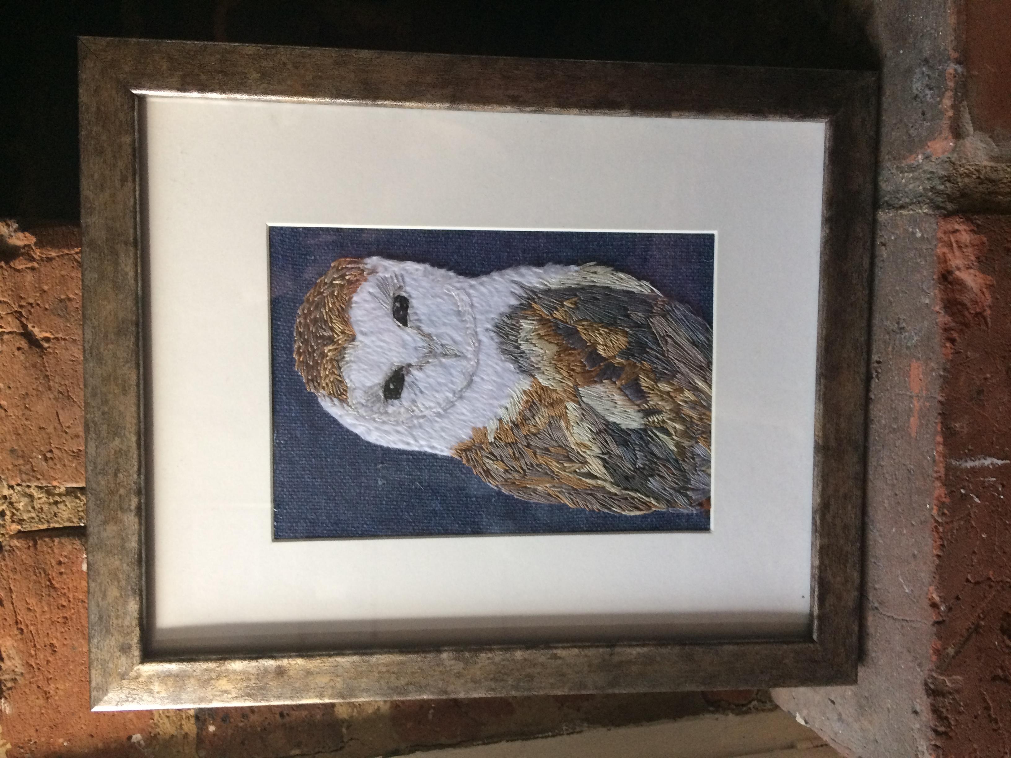 Barn Owl - J K Livingston