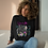 "Thumbnail: ""Queen on the Move"" Crop Hoodie"
