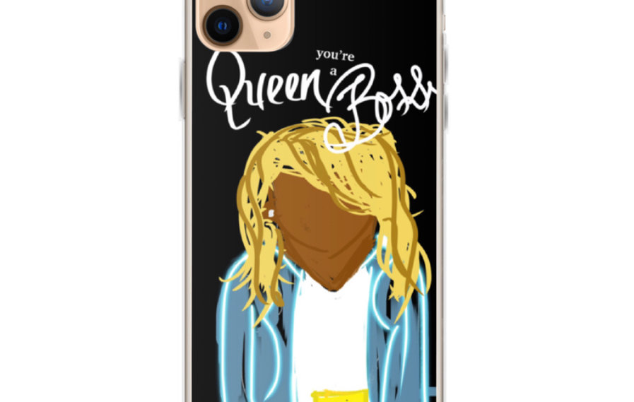 """Queen You're a BOSS"" [Bonnie] Phone Case"