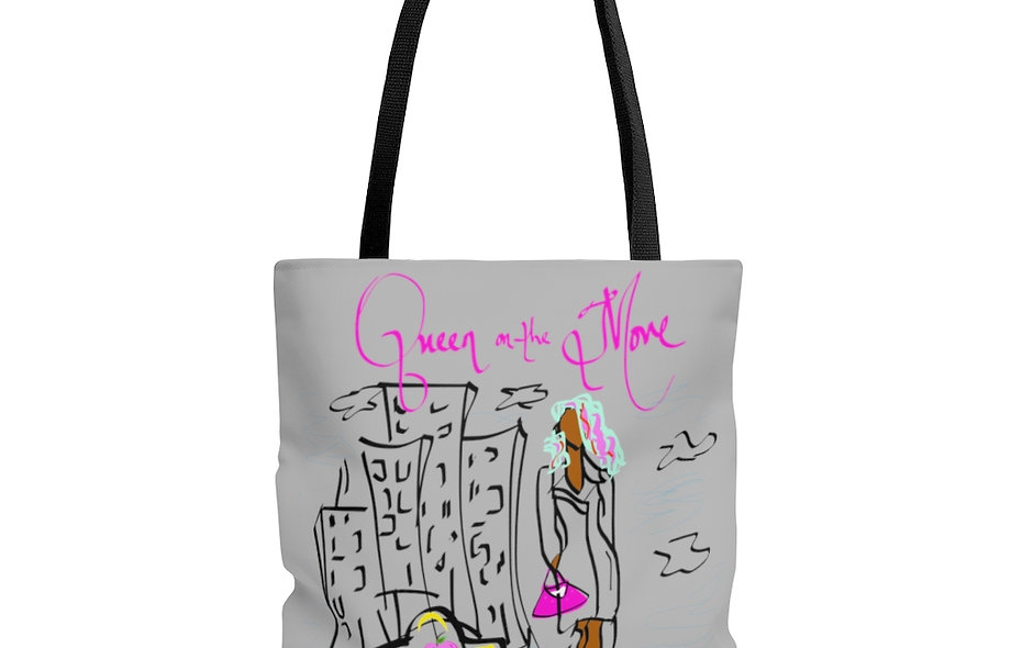"""""""Queen on the Move"""" Tote"""