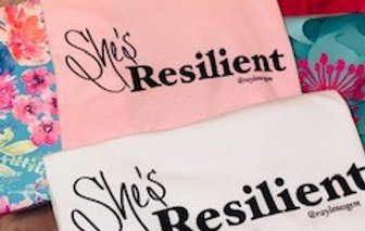 She's Resilient T-Shirt