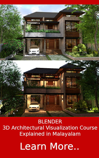 Blender 3D Architectural Visualization C