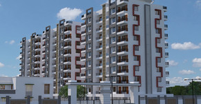 A gated residential project done by Buildon Ideas